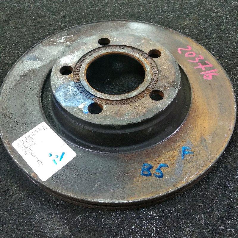 Тормозной диск Volkswagen Passat B5 передний