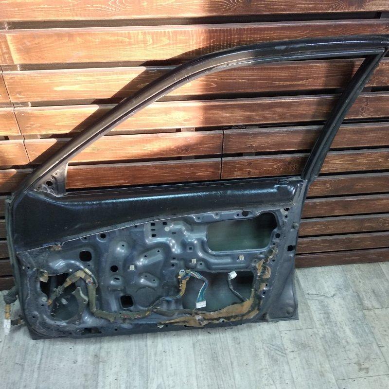 Дверь Toyota Tercel EL41 передняя правая