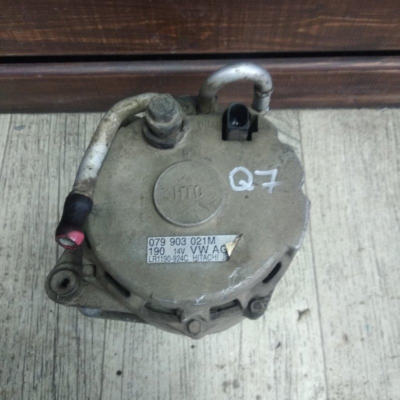 Генератор Audi Q7 4L BAR