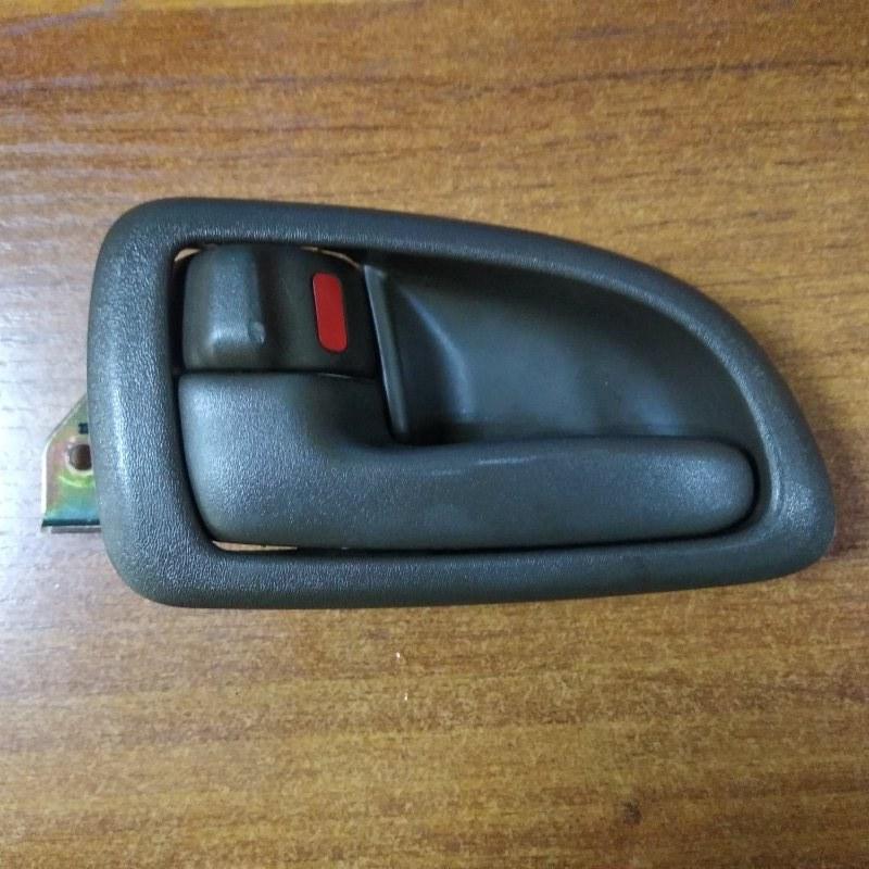 Ручка двери внутренняя Toyota Markii JZX90-6535127 1JZGE 1993 левая
