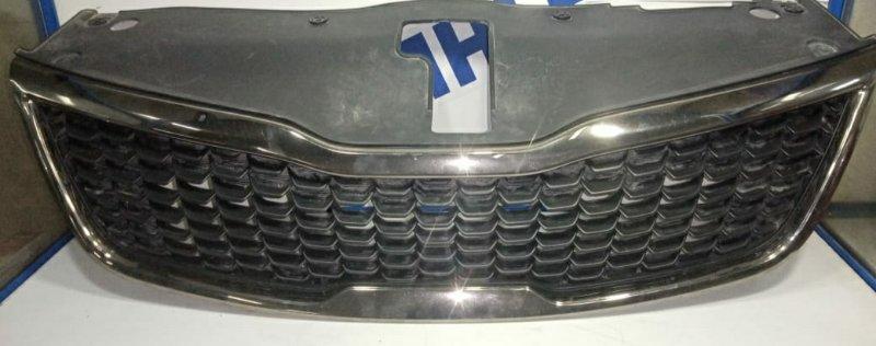 Решетка радиатора Kia Rio QB 2016