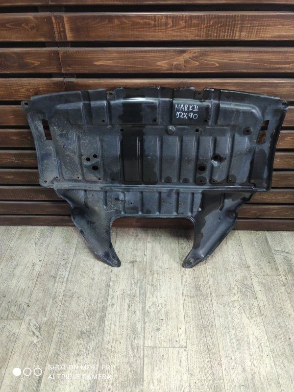 Защита двигателя Toyota Markii JZX90-6535127 1JZGE 1993