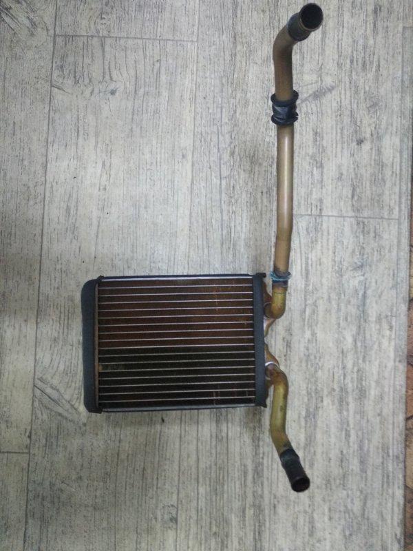 Радиатор печки Toyota Markii JZX90-6535127 1JZGE 1993