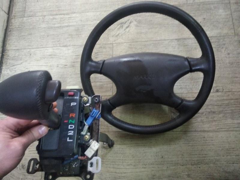 Руль Toyota Markii JZX90-6535127 1JZGE 1993