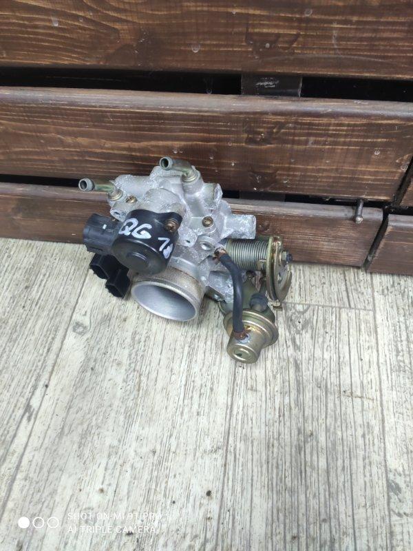 Дроссельная заслонка Nissan Bluebird Sylphy QG10 QG18DE