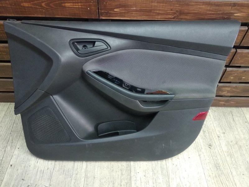 Обшивка двери Ford Focusiii CB8 передняя правая