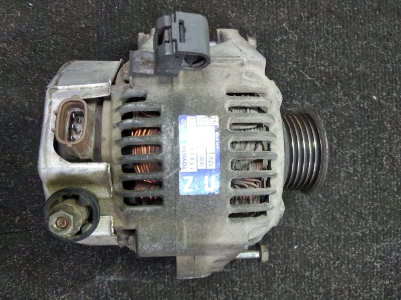 Генератор Toyota Corolla ZZE123 2ZZGE