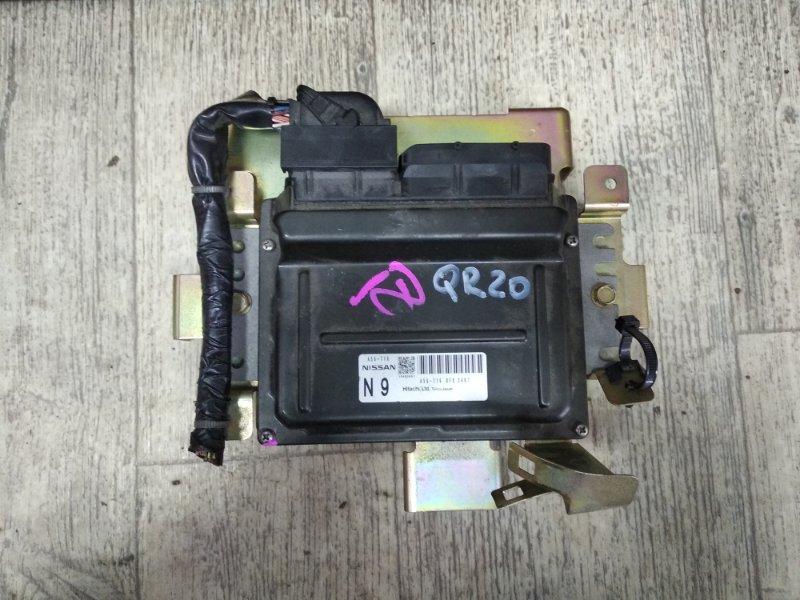 Блок efi Nissan Liberty RM12 QR20DE