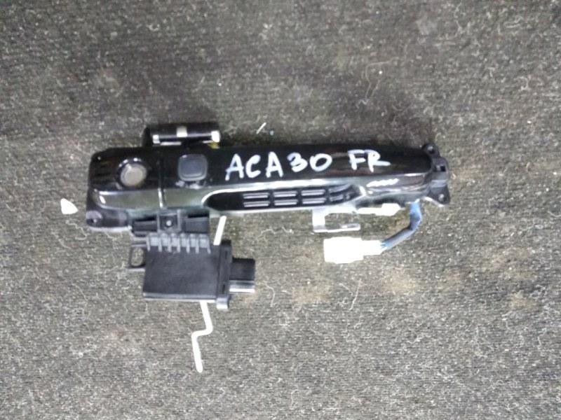 Ручка двери внешняя Toyota Rav4 ACA30 передняя правая