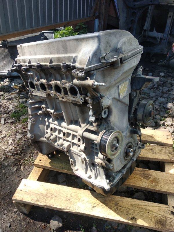 Двигатель Toyota Wish ZNE10 1ZZFE