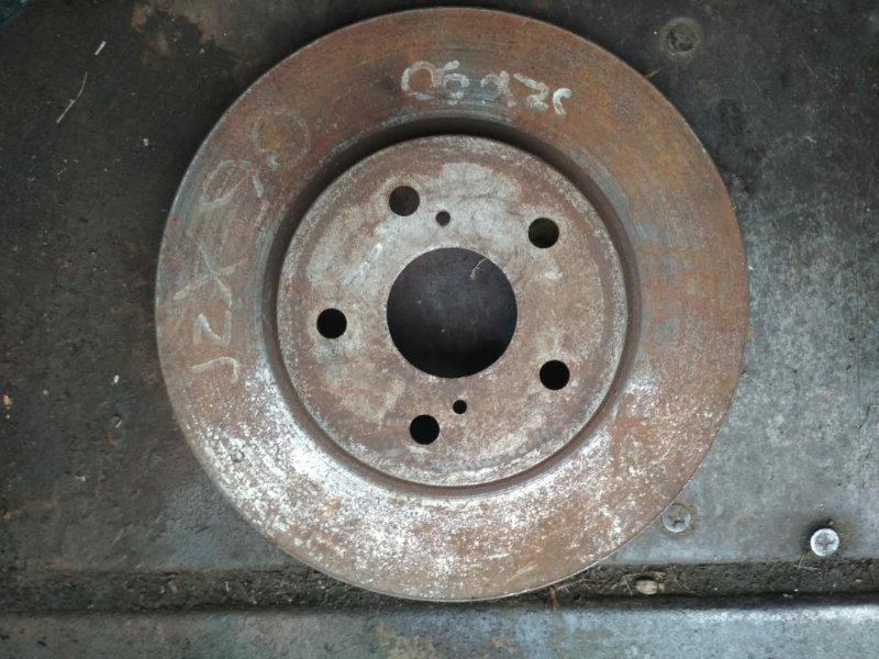 Тормозной диск Toyota Mark JZX90 передний