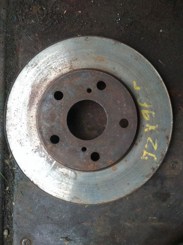 Тормозной диск Toyota Markii JZX90 передний