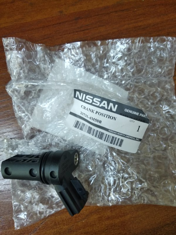 Датчик положения коленвала Nissan Sunny FB15 QG15DE