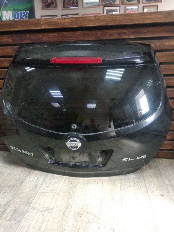 Дверь 5-я Nissan Murano PNZ50