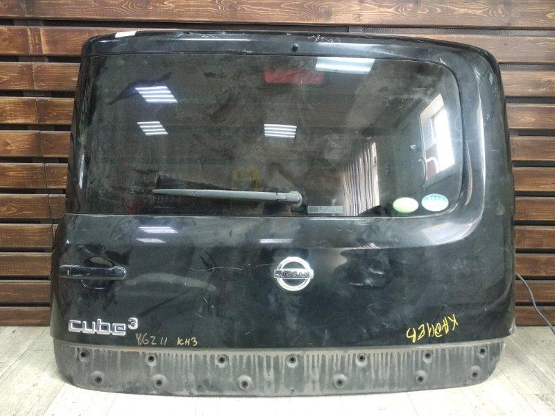 Дверь 5-я Nissan Cube BZ11