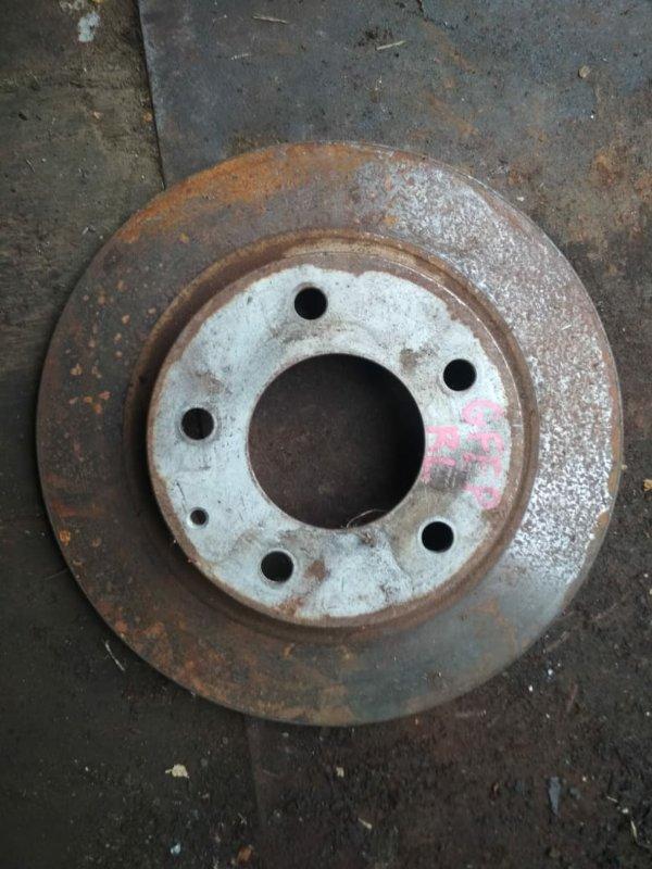Тормозной диск Mazda Capella GFEP задний