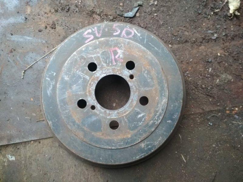 Тормозной барабан Toyota Vista SV50 задний