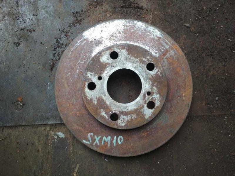 Тормозной диск Toyota Ipsum SXM10 передний