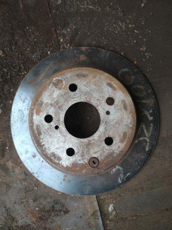 Тормозной диск Toyota Markii JZX100 1JZGE задний