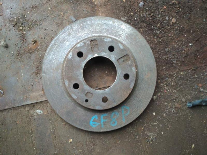 Тормозной диск Mazda Capella GF8P передний