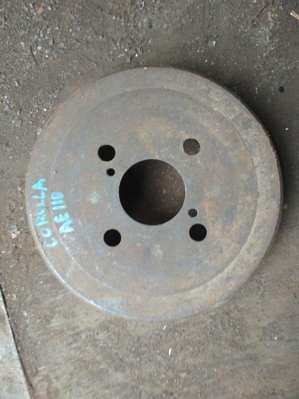 Тормозной барабан Toyota Corolla AE110 задний
