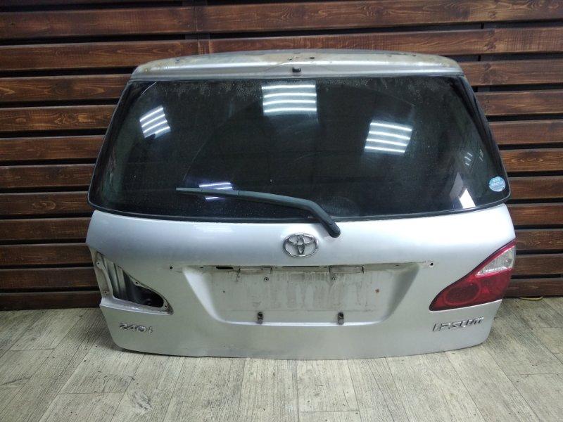 Дверь 5-я Toyota Ipsum ACM21 2004