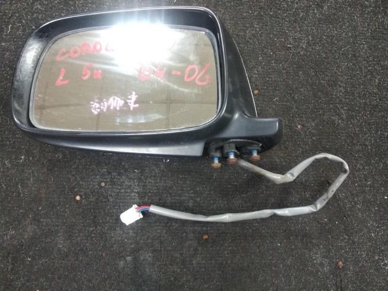 Зеркало Toyota Corolla NZE121 2005 левое