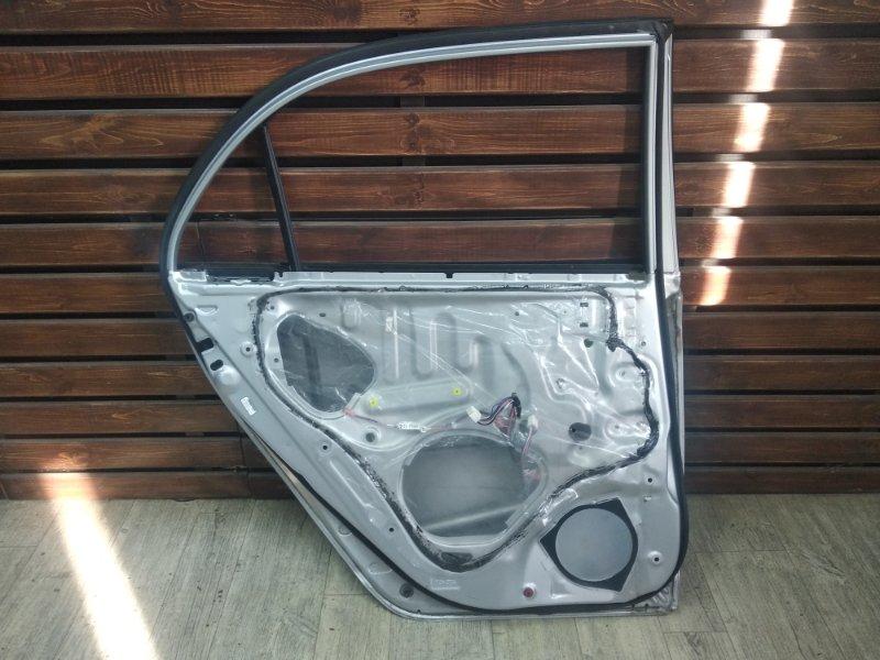 Дверь Toyota Corolla NZE121 задняя левая
