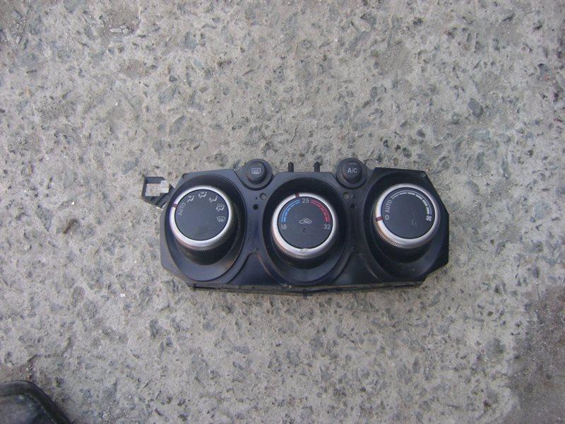 Блок управления климат-контролем Mazda Demio DE3FS