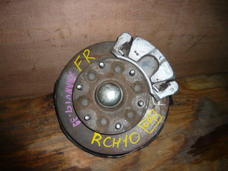 Ступица Toyota Granvia RCH11 передняя правая