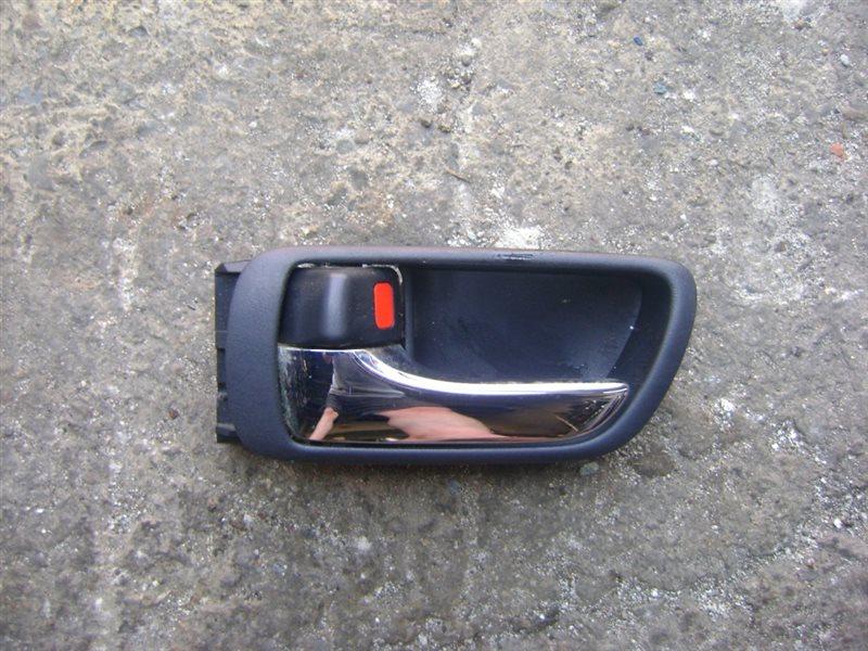 Ручка двери внутренняя Toyota Allion ZZT240 задняя левая