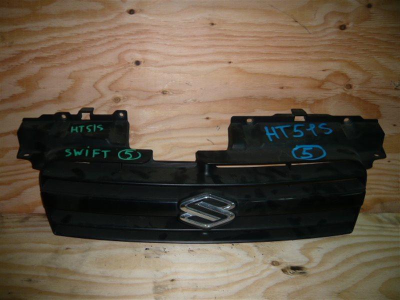 Решетка радиатора Suzuki Swift HT51S 06.2003