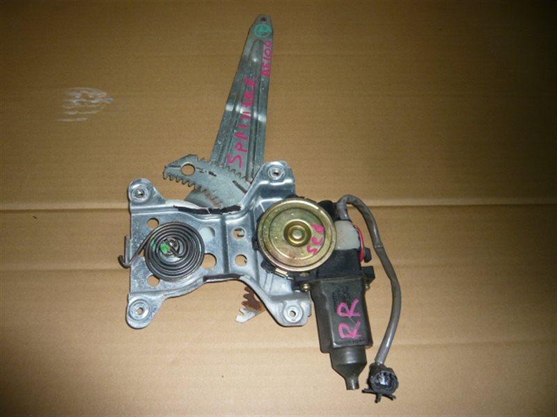 Стеклоподъемник Toyota Sprinter AE100 задний правый