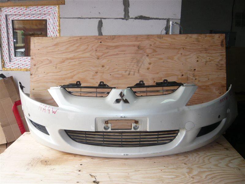 Бампер Mitsubishi Grandis NA4W передний