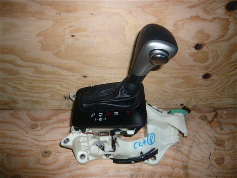 Рычаг переключения кпп Honda Accord CL7
