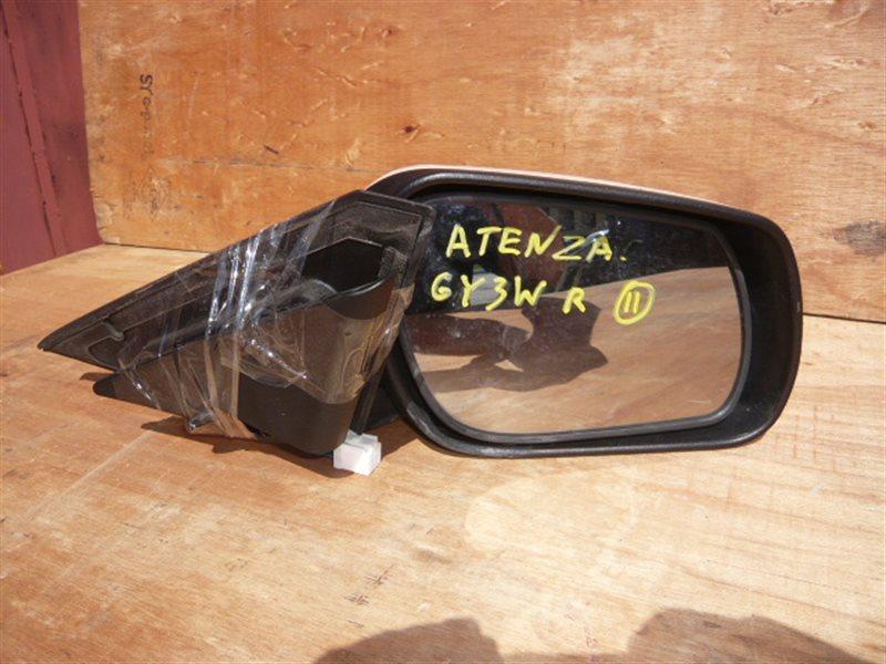 Зеркало Mazda Atenza GG3P переднее правое