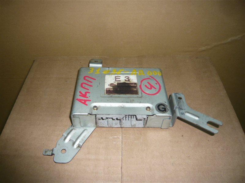 Блок управления автоматом Nissan Skyline V35 VQ25DD 31036-AQ000