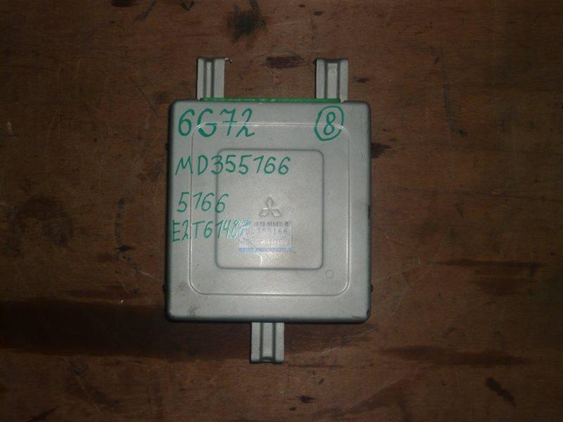 Блок управления efi Mitsubishi Gto Z15A 6G72 MD355166