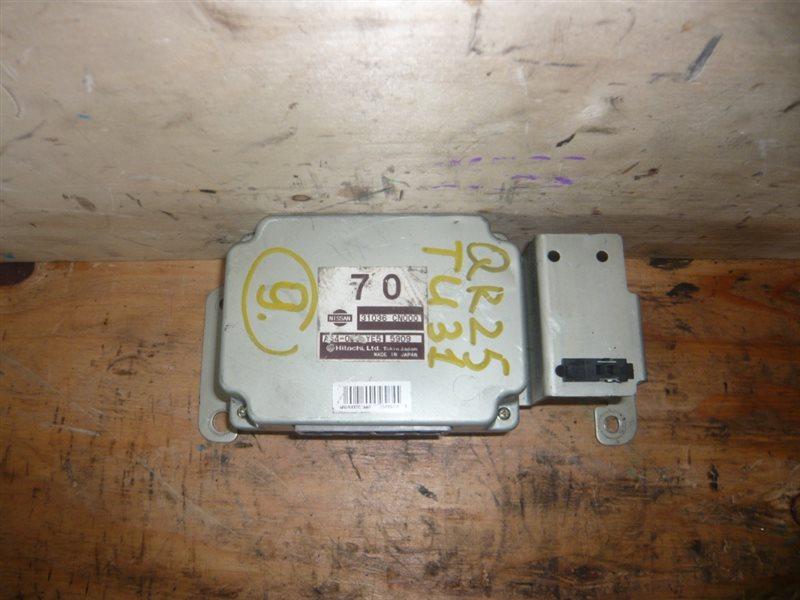 Блок управления автоматом Nissan Presage TU31 QR25DE