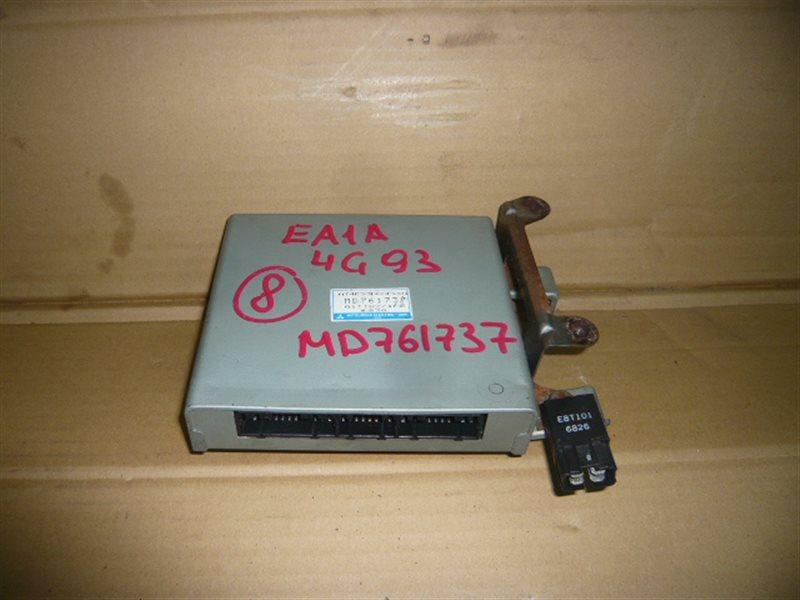 Блок управления efi Mitsubishi Galant EA1A 4G93 GDI MD761737