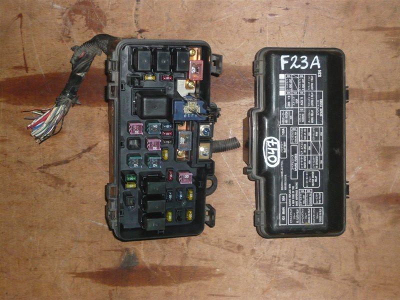 Блок предохранителей Honda Odyssey RA6 F23A