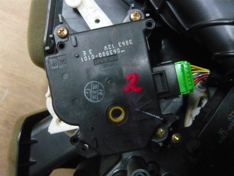 Сервопривод заслонок печки Honda Accord CL7 063800-0101