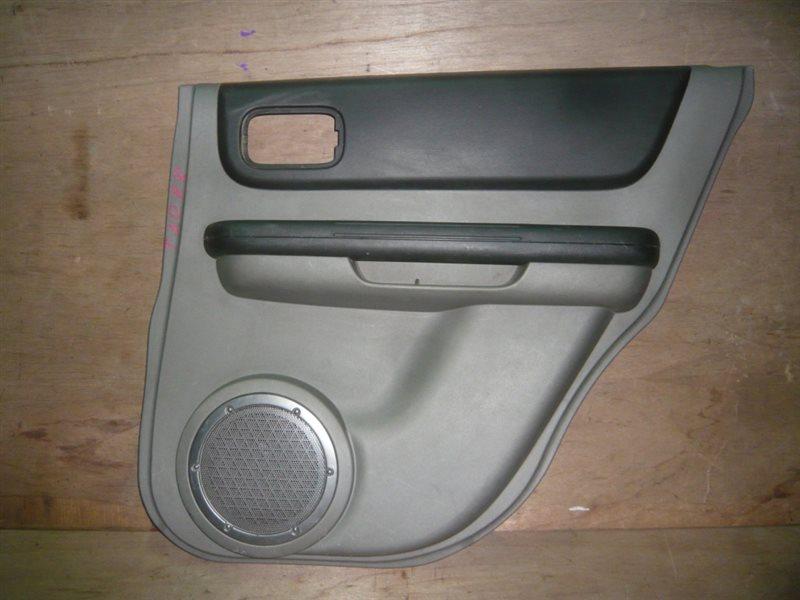 Обшивка дверей Nissan X-Trail NT30 задняя правая