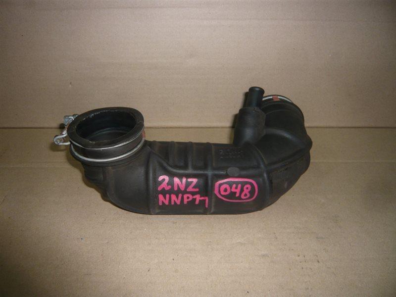 Гофра воздушного фильтра Toyota Porte NNP10 2NZ-FE 17880-21050