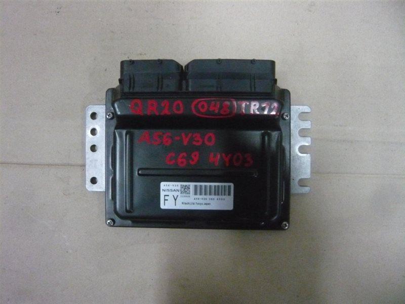 Блок управления efi Nissan Primera TP12 QR20DE A56-V30 C69 4Y03