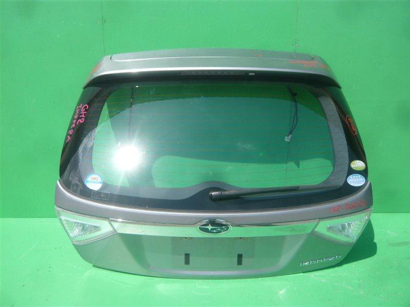 Дверь задняя Subaru Impreza GH2 132-20024