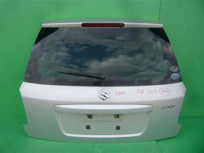 Дверь задняя Suzuki Sx4 YA11S