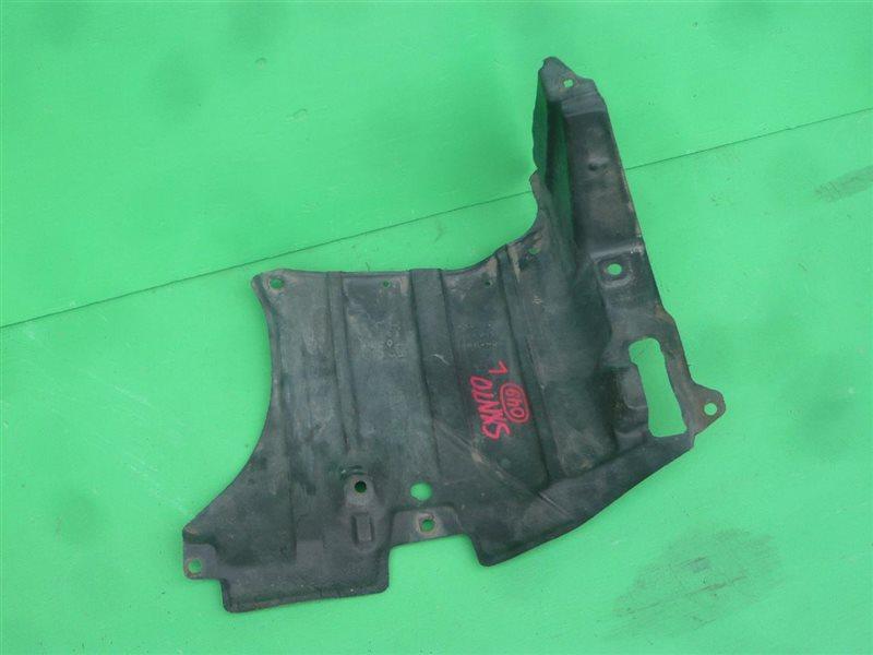 Защита двигателя Toyota Nadia SXN10 передняя левая 51442-20450