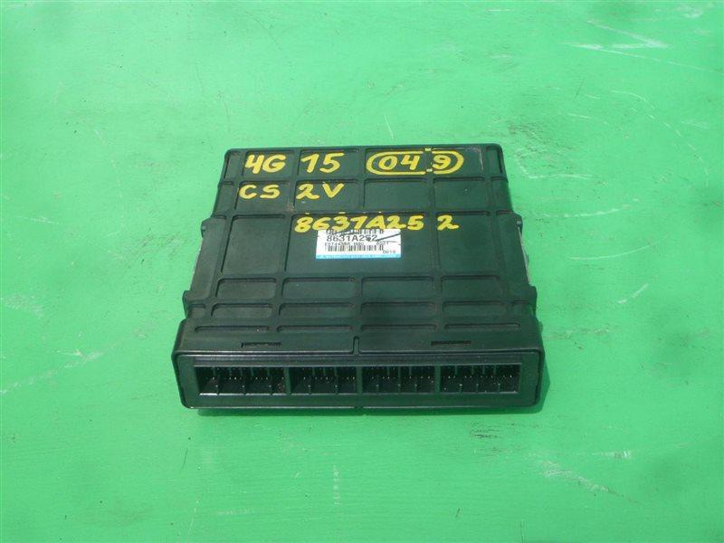Блок управления efi Mitsubishi Lancer Cedia CS2A 4G15 8631A252