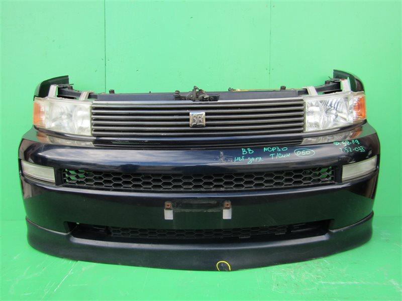 Nose cut Toyota Bb NCP30 1NZ-FE 52-119, 52-033